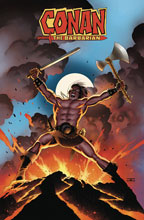 Image: Conan the Barbarian Omnibus Vol. 01  (Cassady cover) HC - Marvel Comics