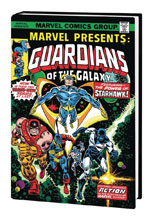 Image: Guardians of the Galaxy: Tomorrow's Heroes Omnibus HC  - Marvel Comics