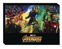 Image: Art of Marvel's Avengers: Infinity War Slipcased HC  - Marvel Comics