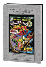 Image: Marvel Masterworks Marvel Team-Up Vol. 04 HC  - Marvel Comics