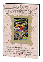 Image: Marvel Masterworks Vol. 269: Marvel Team-Up Nos. 31-40, Giant-Size Spider-Man Nos. 4-5 HC  - Marvel Comics