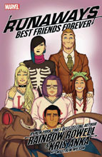 Image: Runaways by Rainbow Rowell & Kris Anka Vol. 02: Best Friends Forever SC  - Marvel Comics