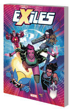 Image: Exiles Vol. 01: Test of Time SC  - Marvel Comics