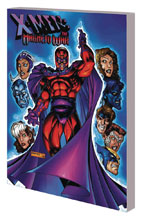 Image: X-Men: Magneto War SC  - Marvel Comics