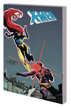 Image: X-Men: Cyclops & Phoenix - Past & Future SC  - Marvel Comics