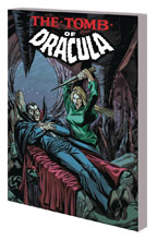 Image: Tomb of Dracula: The Complete Collection Vol. 02 SC  - Marvel Comics