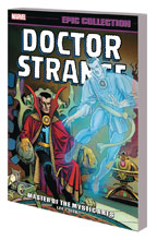 Image: Doctor Strange Epic Collection: Master of the Mystic Arts SC  - Marvel Comics