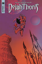Image: Dejah Thoris Vol. 02 #8 (cover B - Roux) - Dynamite