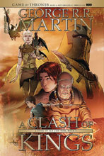 Image: George R. R. Martin's A Clash of Kings #15 (cover B subscription - Rubi) - Dynamite
