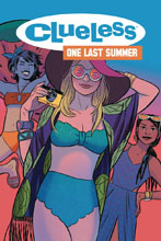 Image: Clueless Original Vol. 02: One Last Summer GN  - Boom! Studios