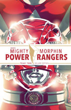 Image: Mighty Morphin Power Rangers Deluxe Year Two HC  - Boom! Studios