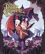 Image: Jim Henson's The Dark Crystal: A Discovery Adventure HC  - Boom! Studios