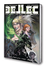 Image: Dellec Vol. 1: Hands of God SC  - Aspen MLT Inc