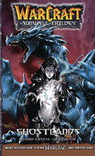 Image: Warcraft: The Sunwell Trilogy Vol. 03 - Ghostlands SC  - Blizzard Entertainment