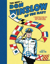 Image: Best of Don Winslow of the Navy Vol. 01 HC  - Dead Reckoning