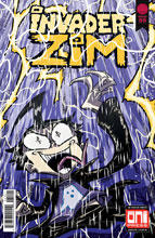 Image: Invader Zim #35 (cover B - Odin) - Oni Press Inc.