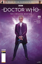 Image: Doctor Who: The Road to the Thirteenth Doctor #3 (cover B - Photo)  [2018] - Titan Comics