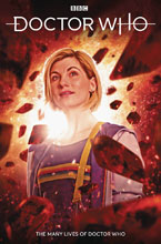 Image: Doctor Who: The Thirteenth Doctor - The Many Lives of Doctor Who #0 (cover B - Photo) - Titan Comics
