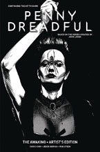 Image: Penny Dreadful Vol. 1: The Awakening Artist Edition HC  - Titan Comics