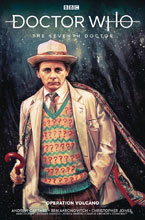 Image: Doctor Who 7th Doctor: Operation Volcano SC  - Titan Comics