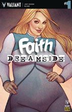 Image: Faith: Dreamside #1 (#1-4 Pre-Order Bundle) - Valiant Entertainment LLC