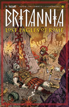 Image: Britannia: Lost Eagles of Rome #3 (cover C - Guinaldo) (20-copy) - Valiant Entertainment LLC
