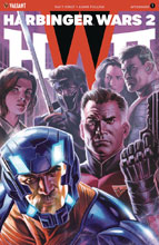 Image: Harbinger Wars 2: Aftermath #1 (cover C - Icon Massafera) (20-copy)  [2018] - Valiant Entertainment LLC