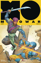 Image: X-O Manowar [2017] #19 (cover A - Rocafort) - Valiant Entertainment LLC