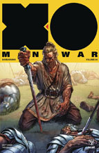 Image: X-O Manowar  [2017] Vol. 05: Barbarians SC - Valiant Entertainment LLC