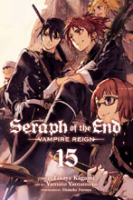 Image: Seraph of End: Vampire Reign Vol. 15 GN  - Viz Media LLC