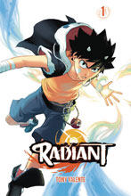 Image: Radiant Vol. 01 GN  - Viz Media LLC
