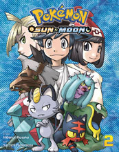 Image: Pokemon: Sun & Moon Vol. 02 SC  - Viz Media LLC