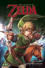 Image: Legend of Zelda: Twilight Princess Vol. 04 SC  - Viz Media LLC