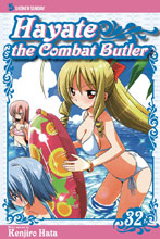 Image: Hayate the Combat Butler Vol. 32 SC  - Viz Media LLC