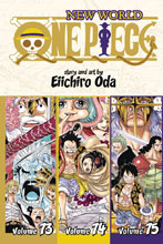 Image: One Piece: New World Vols. 73-74-75 SC  - Viz Media LLC
