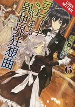 Image: Death March Parallel World Rhapsody Novel Vol. 06 SC  - Yen On