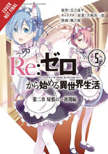Image: Re Zero Sliaw Chapter 2: Week Mansion Vol. 05 GN  - Yen Press