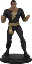 Image: DC Heroes 1/9-Scale Polystone Statue: Black Adam  - Icon Heroes
