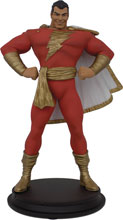 Image: DC Heroes 1/9-Scale Polystone Statue: Shazam  - Icon Heroes