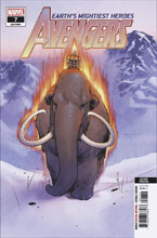 Image: Avengers #7 (variant 2nd printing - Pichelli) - Marvel Comics