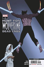 Image: Hunt for Wolverine: Dead Ends #1 (variant 2nd printing - Rosanas) - Marvel Comics