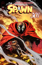 Image: Spawn #301 (cover B - Capullo) - Image Comics