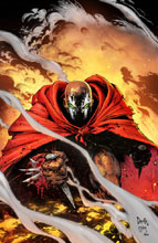 Image: Spawn #301 (cover C - Virgin Capullo) - Image Comics