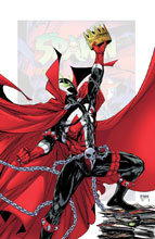 Image: Spawn #301 (cover J incentive - McFarlane virgin) (25-copy) - Image Comics