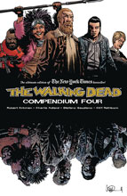 Image: Walking Dead Compendium Vol. 04 SC  - Image Comics