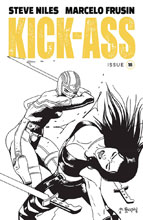 Image: Kick-Ass #18 (cover B - Frusin) - Image Comics