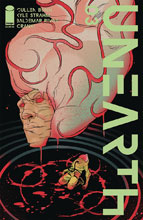 Image: Unearth #3 (cover B - Strahm & Smallwood) - Image Comics