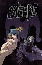 Image: Steeple #1 (cover B - Sarin) - Dark Horse Comics