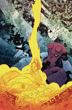 Image: Hellboy and the B.P.R.D.: Saturn Returns #2 - Dark Horse Comics