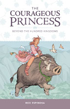 Image: Courageous Princess Vol. 01: Beyond the Hundred Kingdoms SC  - Dark Horse Comics